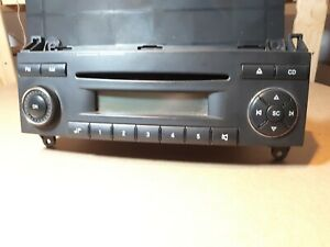 MERCEDES VITO SPRINTER W906 2006-2011 YEAR RADIO CD PLAYER A9068200486 BE7076