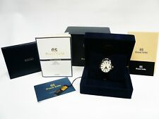 Grand Seiko GMT Stainless Steel Automatic Strap Wristwatch + Boxes & Papers