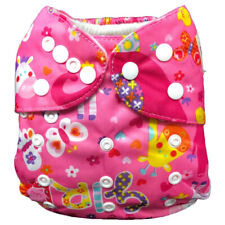 IXYVIA Baby Cloth Diapers Resizable Adjustable Washable Pocket Nappies #3