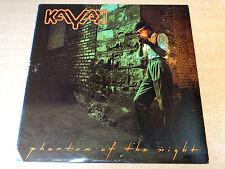 EX-/EX- !! Kayak/Phantom Of The Night/1979 Janus LP