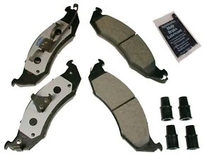 Disc Brake Pad Set-Metallic Disc Brake Pad Front Magneti Marelli 1AMV100576