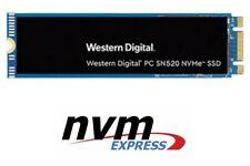 WESTERN DIGITAL SDAPNUW-256G Interne PCIe M.2 NVMe SSD 256GB PCIe 3.0 SN520