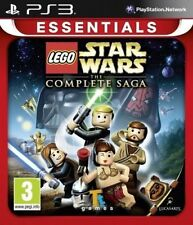 LEGO Star Wars The Complete Saga PS3 Brand New *DISPATCHED FROM BRISBANE*