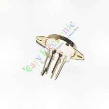 20pc GOLD 8pin long PCB Ceramic vacuum tube sockets valve base fr EL34 KT88 6550