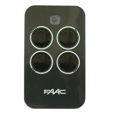 FAAC XT4433RC 4-Button Remote Control Transmitter 433MHz Rolling Code 787453