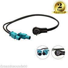 Connects 2 CT27AA92 ISO / 2 x Male Fakra Diversity Aerial Adaptor Antenna