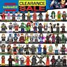 Lego & Custom Mini figures original Super Hero Minifigures CHEAPEST on EBAY *