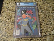 Batman Adventures #12 CGC 8.5 1st appearance of Harley Quinn White Pages