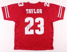 Jonathan Taylor Signed Wisconsin Badgers Jersey (Jsa Holo) Colts draft pick 2020
