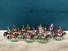 Kieler Zinnfiguren. Danish Cavalry c1813. Factory Painted