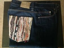 Men's COOGI Jeans Embroidered Denim, Size 36 x 34