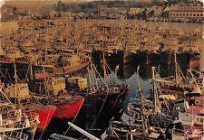 BR40644 Bateaux de peche a l abri de la tempete Bretagne port de concar   France