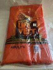KENT® Buoyant Life Vest/Flotation Devise US Coast Guard Aprvd, Adult, USA