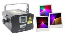 BoomToneDJ KUB 1500 RGB Laser mit ATS-Technologie!! Showlaser, Disco, Partylaser