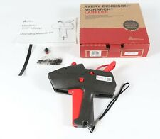 New Avery Dennison Monarch Paxar 1115 2-Line Retail Price Tag Labeler Gun