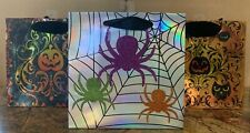 Papyrus Halloween Gift Bags - Trick or Treat Bags - New in Package