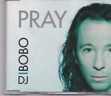 DJ Bobo-Pray cd maxi single