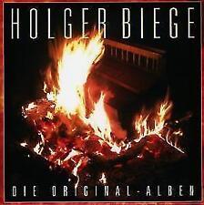 Die Original Alben von Holger Biege (2013)- OVP & nagelneu