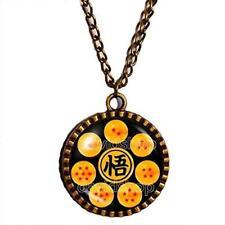 Dragon Ball Z Goku Symbol Necklace Pendant Jewelry Chain Cosplay