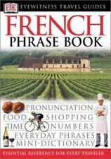 EW Travel Guide Phrase Bks.: Eyewitness Travel Guides - French by Dorling Kinder