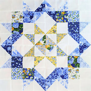 SUNSHINE Quilt Kit - Moda Fabric + Quilt Pattern