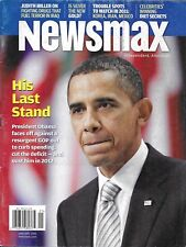 Newsmax Magazine President Barack Obama Jeb Bush Terrorism Immigration 2011