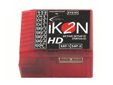iKON2 HD Flybarless System - Micro USB Cable Not Included