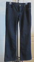 Womens Michael Kors Denim Jeans Stretch Size 6 Boot Cut Flare