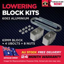 "Lowering Blocks Kit Ford Falcon XK XL XM XP 2.5"" (63mm) 1960-1966 (65mm Diff)"