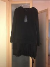 Brand New, Size 10, French Connection, Black Jumper Dress