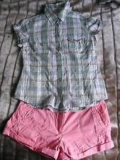 H&M Bluse und Short Größe S