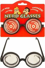 12 x NERD GLASSES KIDS WIZARD HARRY POTTER FANCY DRESS ACCESSORY TOYS PARTY BAG