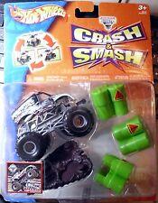 HOT WHEELS CRASH & SMASH SET - NRFP - 2003 - CHILLIN' VILLAIN - ONLY ONE!