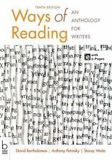 Ways of Reading : An Anthology for Writers by Anthony Petrosky, David...