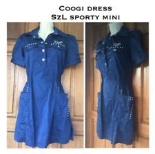Coogi Mini Dress Sz L M