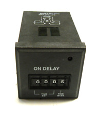 POTTER & BRUMFIELD CN1 TIME DELAY RELAY