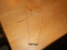 Keep Collective Keeper Horizontal ID Pendant w/Chain (new) GOLD