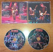 BRUCE SPRINGSTEEN - MILANO MAGIC NIGHT 2CD (Crystal Cat 853-54)