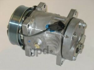 A/C Compressor-New Global 6511331