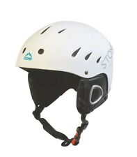 STOMP Ski & Snowboarding Snow Sports Helmet With Build-In Pocket in Ear Pads For