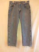 """Wrangler Mens Regular Fit Jeans 34 x 27 1/2"""""""