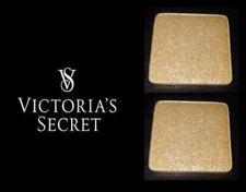 "2 Full Size VICTORIA'S SECRET Shimmer Eyeshadow ""24 K"" Tester Makeup Ultra Gold"