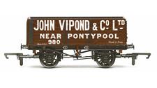 Hornby R6812 7 Plank Wagon John Vipond No 980 New 00 Gauge