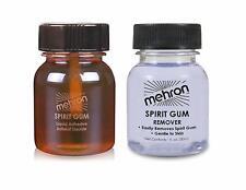 Mehron spirit gum and remover set 1oz