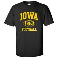 Iowa Classic Football Arch Licensed Unisex T-Shirt