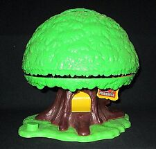 1975 General Mills Kenner Tree Tots FIRE HOUSE Tree House - EUC and Rare