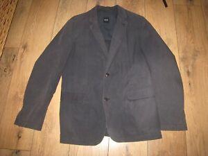 HUGO BOSS sakko jacke jacket blau navy  54  top zu jeans