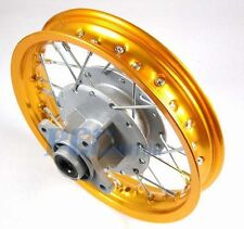 "10"" REAR RIM WHEEL DRUM BRAKE DIRT BIKE XR50 CRF50 STOCK BIKE 12mm V RM02Y"