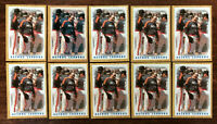 1987 Topps #531 TIFFANY YOGI BERRA ~ 10 CARDS LOT ~ HALL OF FAME INDUCTEE 90AJ