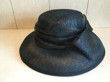 Vintage Women's / Ladies Mesh Bowler / Cloche Hat - 1980's / 90's